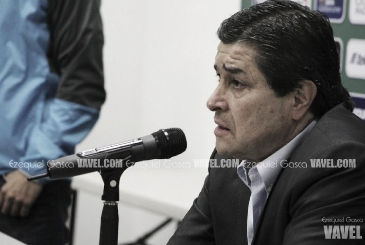 """Luis Fernando Tena: """"Nos sentimos en deuda con la afición"""""""