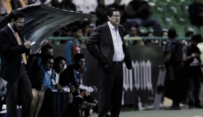 """Luis Fernando Tena: """"He comprobado en estos dos días que hay un gran grupo humano"""""""
