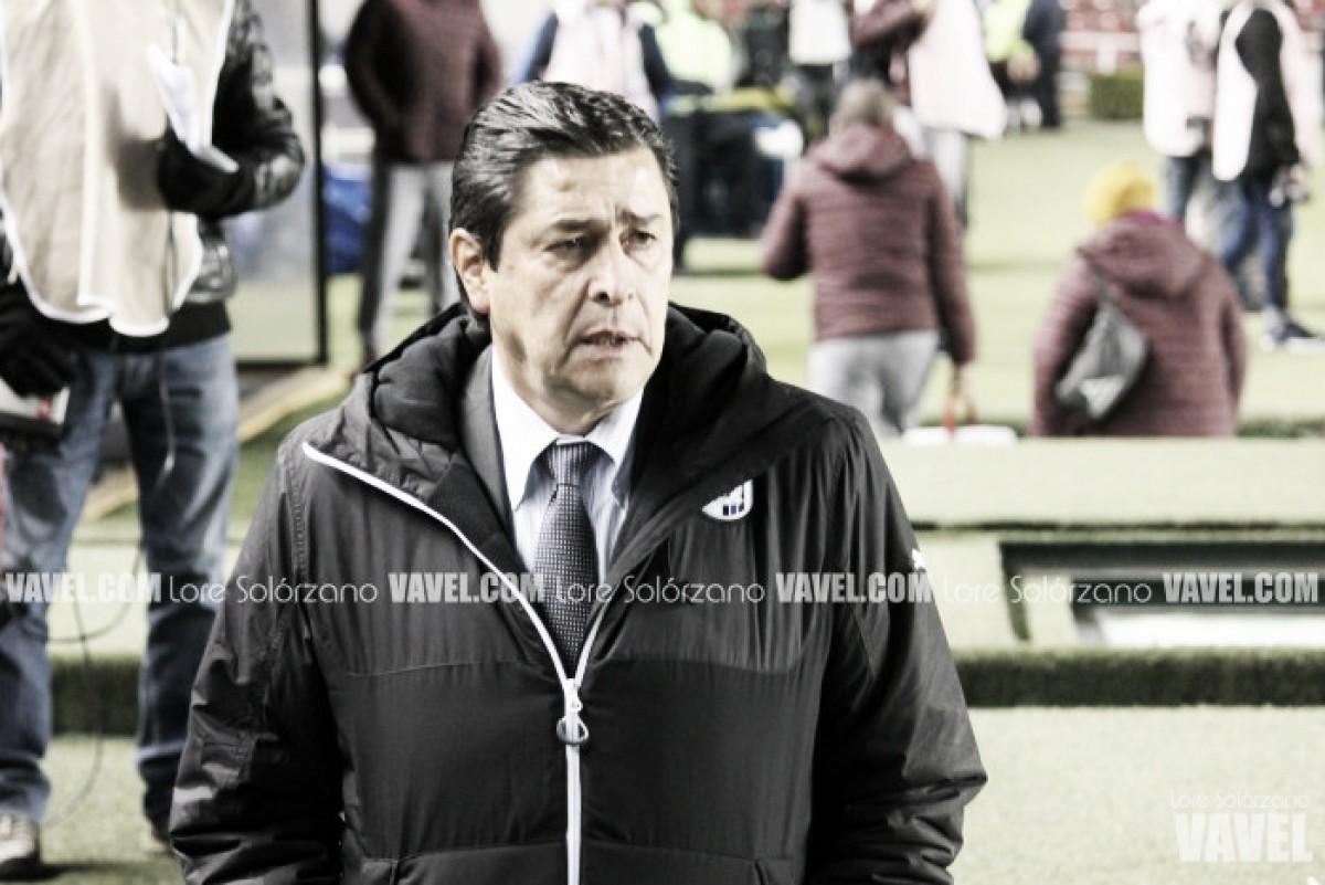"""Luis Fernando Tena: """"Era importantísimo el ganar en casa"""""""