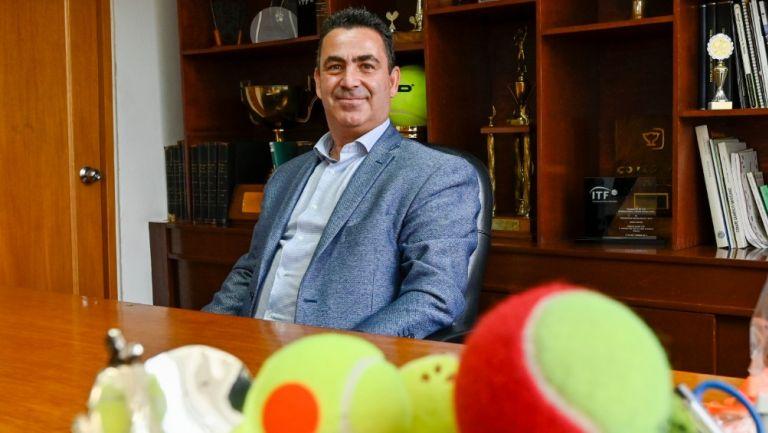 Nuevo presidente de la FMT recibe reconocimiento de la ITF