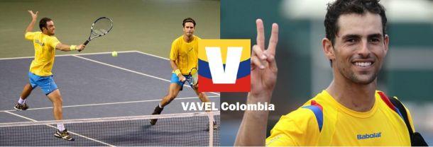 Santiago Giraldo, Juan Cabal y Robert Farah pasaron a finales en Chile