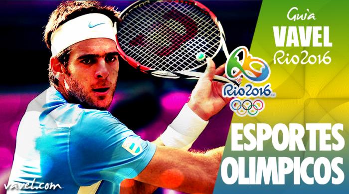 Tênis:tudo o que você precisa saber para o Rio 2016