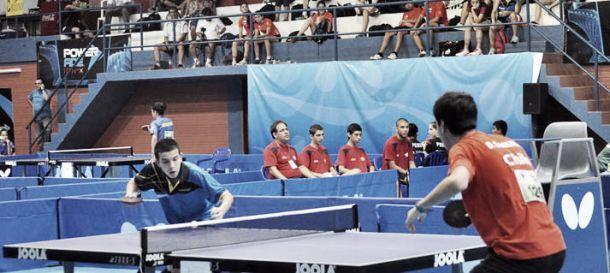 Colombia dirá presente en el sudamericano de tenis de mesa
