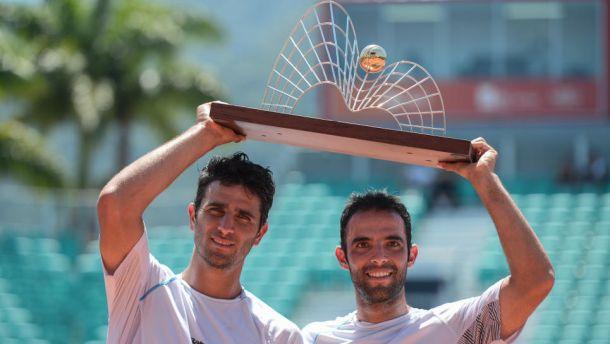 Cabal y Farah se alejan del ATP World Tour Finals