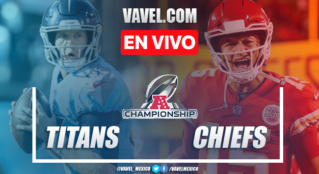 Resumen y touchdowns: Tenneesse Titans 24-35 Kansas City Chiefs en NFL Final AFC 2020