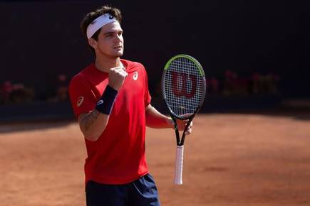 Thiago Seyboth Wild becomes first tennis player to test positive for coronavirus