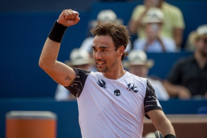 Fognini in semifinale a Sydney