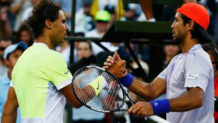 Rafael Nadal vs Fernando Verdasco
