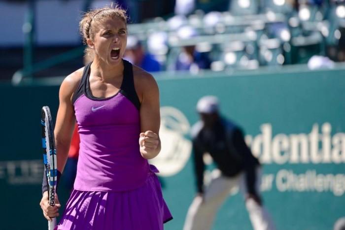 WTA Bucharest, derby azzurro. Sara Errani sfida Francesca Schiavone