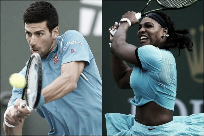 Novak Djokovic, Serena Williams take home Laureus World Sportsman and Sportswoman of the Year awards