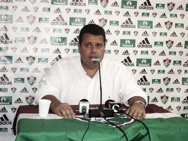 Ricardo Tenório é anunciado como novo vice de futebol do Fluminense