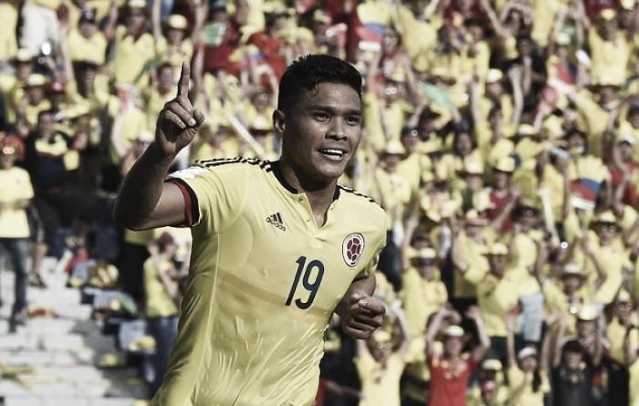 Futebol olímpico: Colômbia