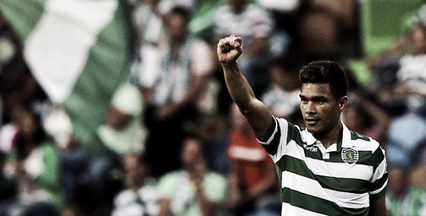 'Teo'volvió a rugir en Portugal