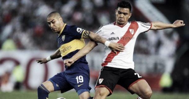 Con Teófilo Gutiérrez como titular, River recibirá a Boca, por un cupo a la final de la copa Sudamericana
