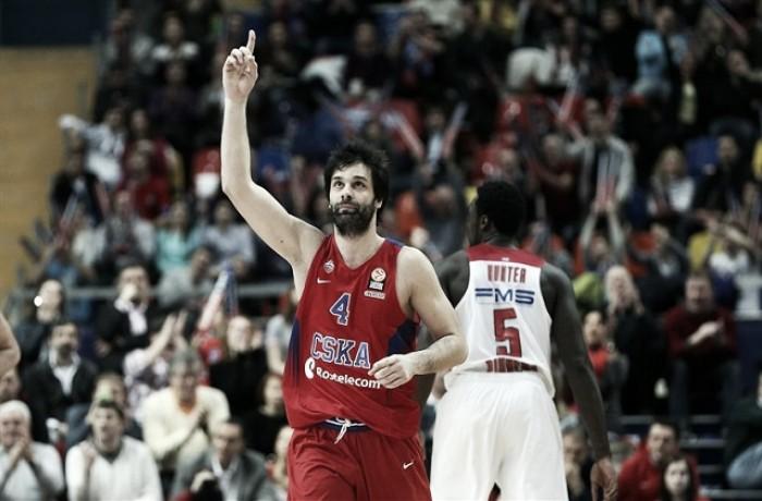 Eurolega, Top 16: cade il Fenerbahce, ok CSKA e Laboral Kutxa