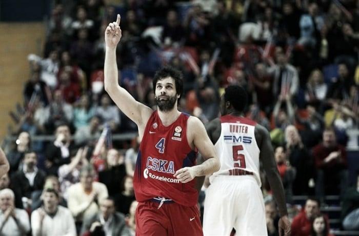 Eurolega, Top 16: dominio Lokomotiv Kuban, ok Panathinaikos e CSKA Mosca