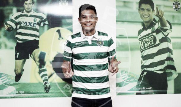 Teofilo Gutiérrez jugará en el Sporting de Lisboa
