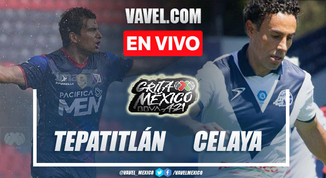 Goles y resumen del Tepatitlán 0-1 Celaya en Liga Expansión MX 2021