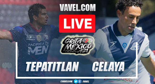 Goals and Highlights: Tepatitlan 0-1 Celaya in Liga Expansion MX 2021