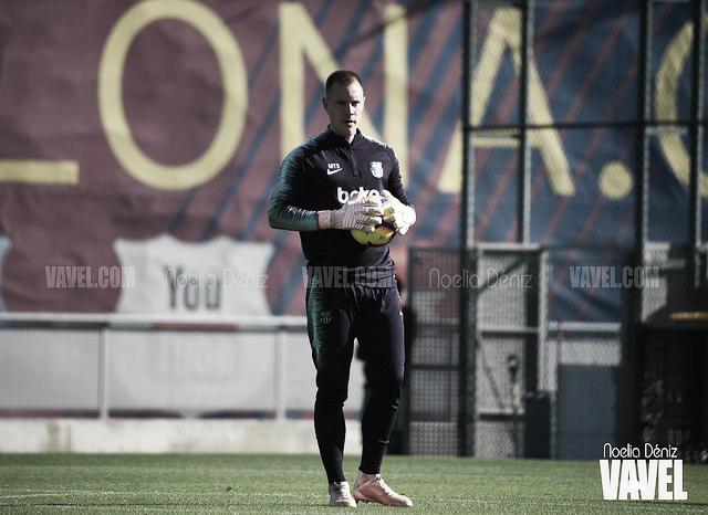 El Barça vuelve a los entrenamientos con la mente en la Copa
