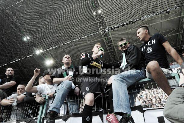 O fim de uma era: Marc-André ter Stegen no Borussia Mönchengladbach