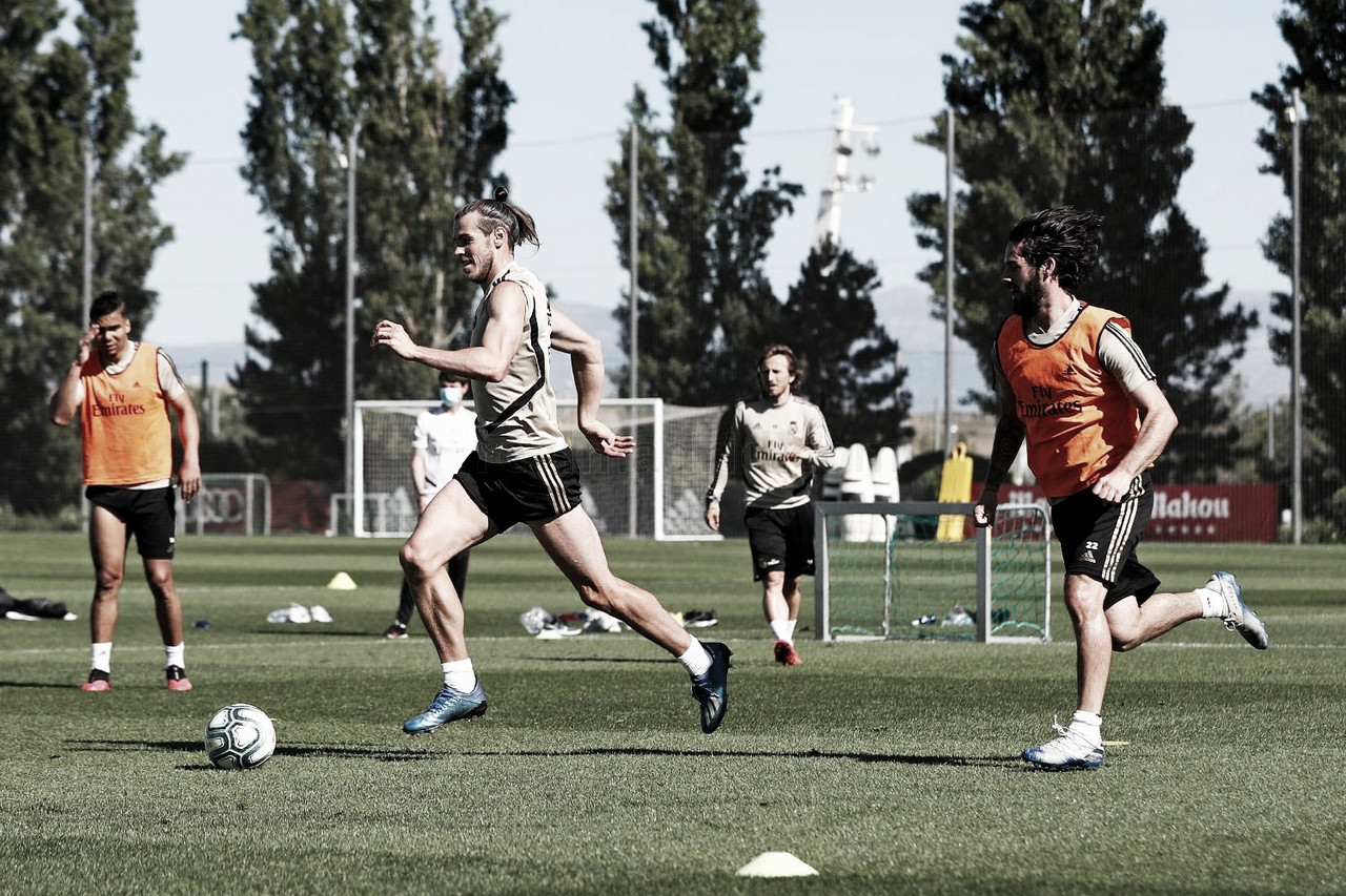 Tercera sesión de entrenamiento semanal con más intensidad