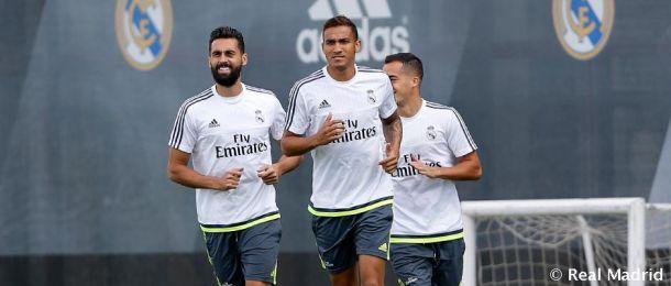 Tercera sesión de entrenamiento sin los internacionales en el Real Madrid