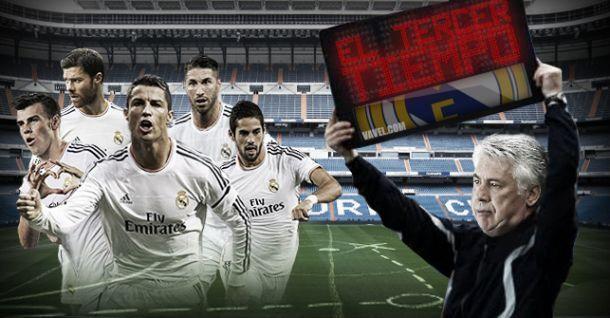 El tercer tiempo. El Madrid se ahoga en la jaula de Simeone