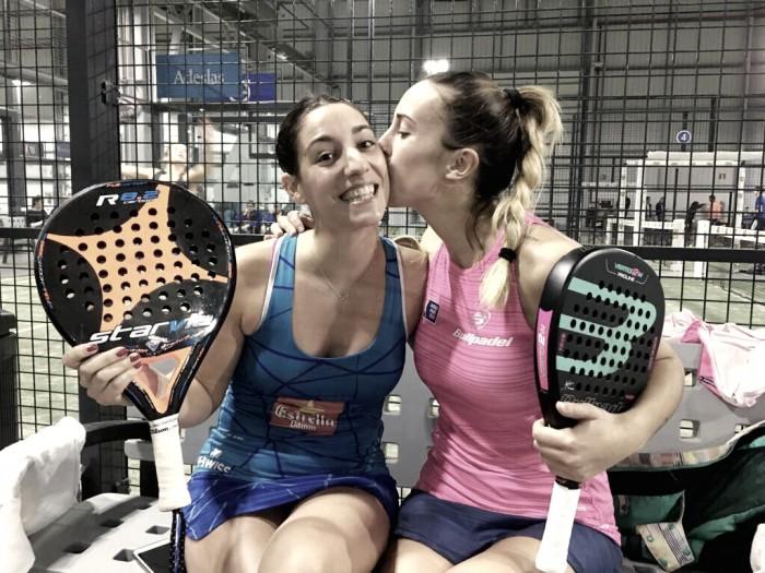 Las reinas del pádel desembarcan en el Keler Bilbao Open