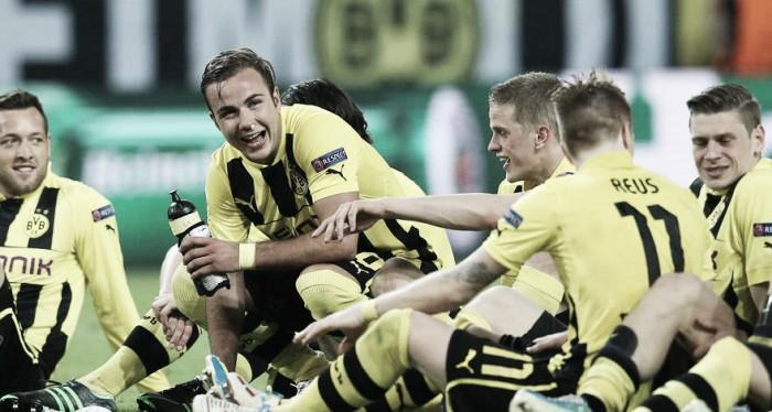 El Dortmund ya piensa en la temporada que viene