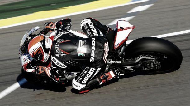 """Nico Terol: """"La Superbike es más fácil de pilotar que la Moto2"""""""