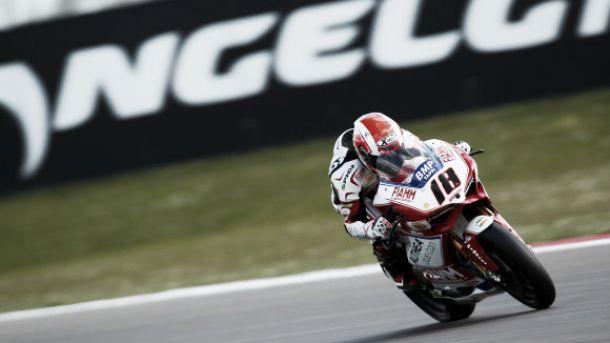 Nico Terol no estará en el GP de Imola