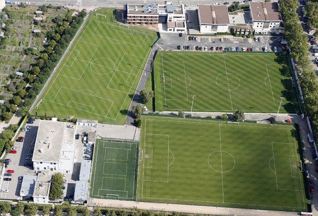L'OL meilleur centre de formation