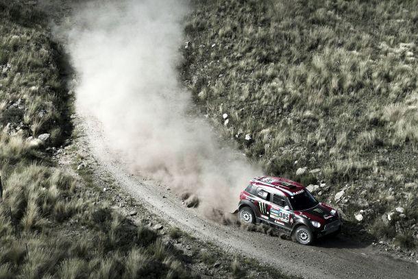 Dakar 2015, si riscatta Terranova, Mardeev primo tra i camion