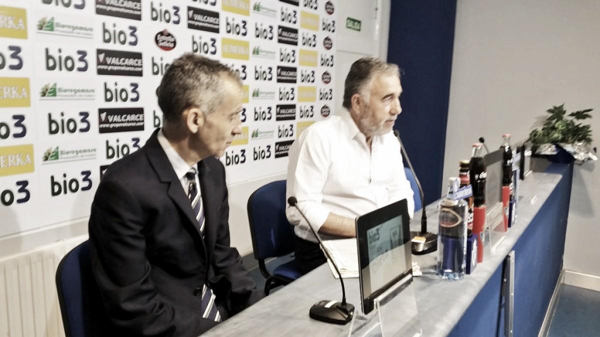 La Ponferradina anuncia la no continuidad de Carlos Terrazas
