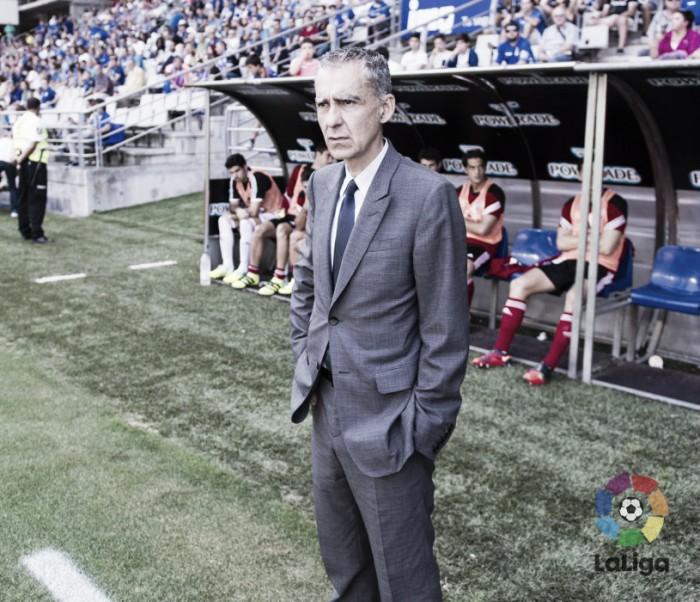 """Carlos Terrazas: """"Los puntos en casa se sacan jugando bien"""""""