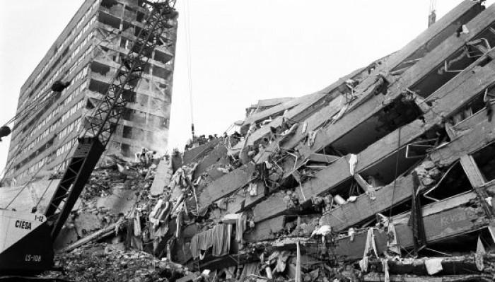 México sufre un terremoto a ocho meses del Mundial