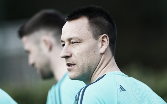 John Terry set to return to action for Chelsea