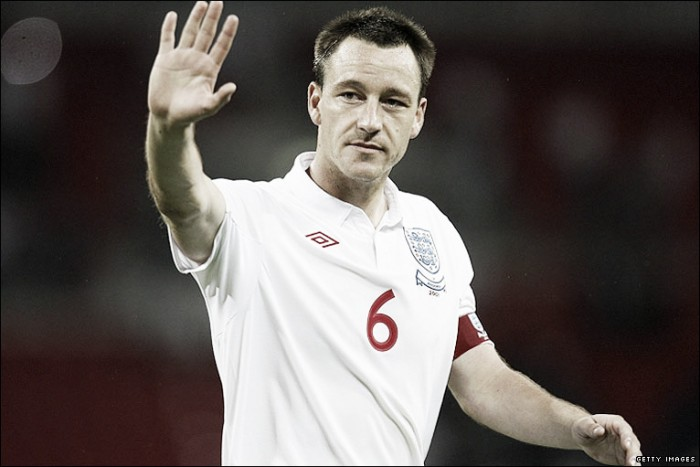 John Terry unlikely to be recalled for the Euros this summer
