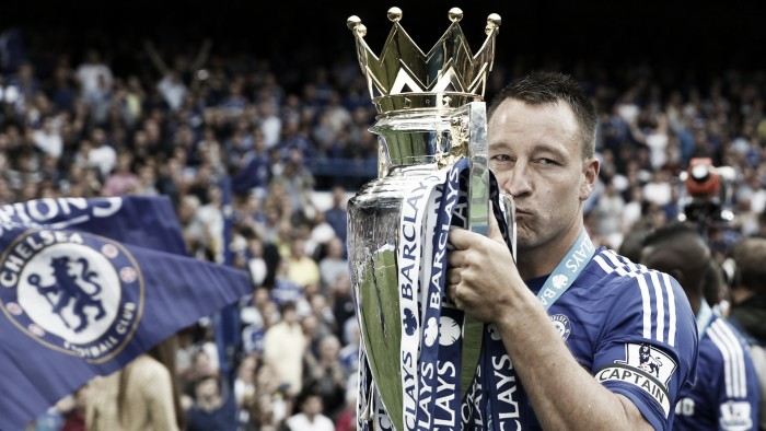 Chelsea, a fine stagione l'addio di John Terry: il tributo social dei compagni