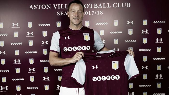 Terry se marcha al Aston Villa