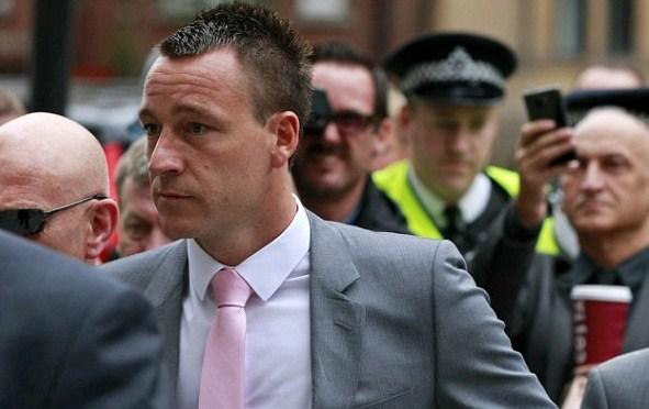 Terry davanti alla corte per il caso Ferdinand