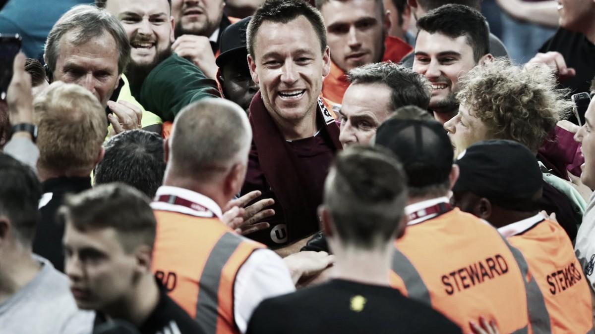 """Terry: """"Estamos a un paso de devolver a Aston Villa a Premier League y cumplir nuestro sueño"""""""