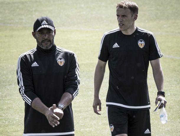 "Neville: ""No tenemos miedo, tenemos hambre"""
