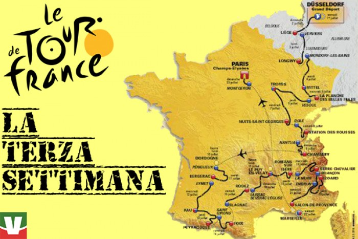 Tour de France 2017, la terza settimana: Izoard ultima asperità