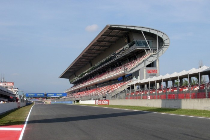 F1, al via i test di Barcellona