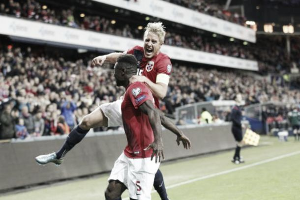 Norvegia, la corsa continua: battuta Malta 2-0