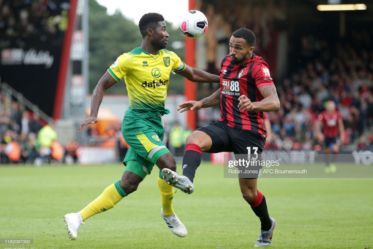 Bournemouth 0-0 Norwich City: Stalemate as Solanke and Pukki go close