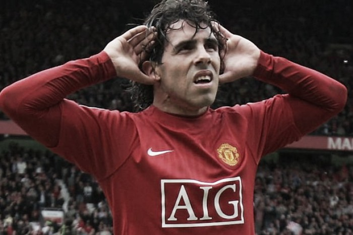 """Tevez admits there was """"no contract on the table"""" from United"""