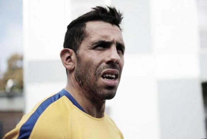 """Carlos Tevez: """"Llegamos bien a la Copa"""""""